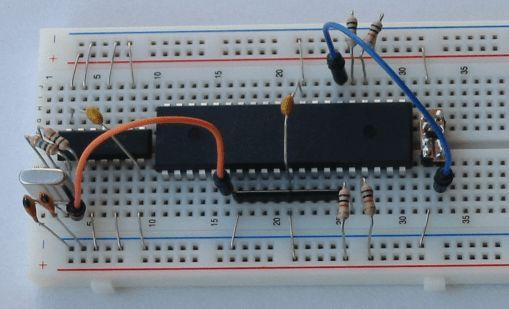 Z80 Blinkenlights
